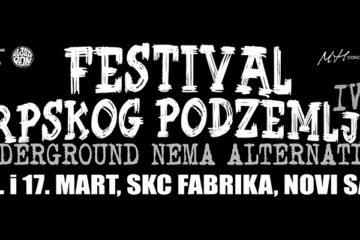 Festival Srpskog Podzemlja 4