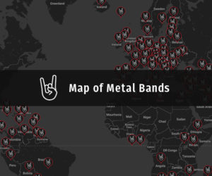 Metal Map Zoran Perin