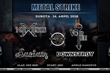 Metal Strike Festival