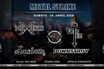 Metal Strike Festival