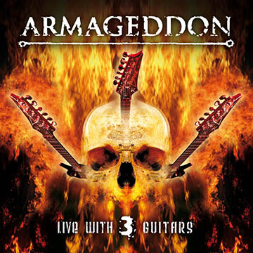 Armageddon - Live With 3 Guitars