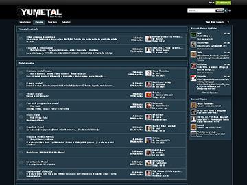 YUMetal forum
