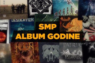 SMP album godine 2018