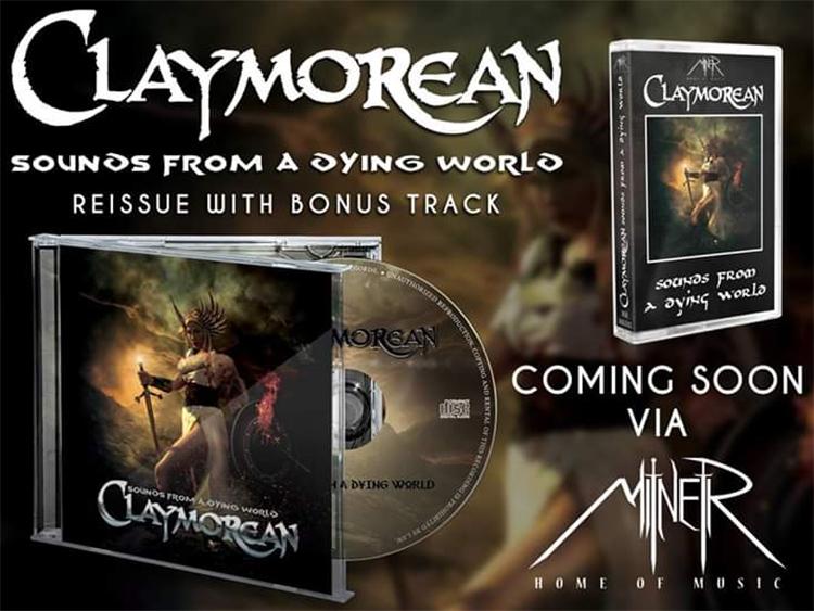 Claymorean Miner Records