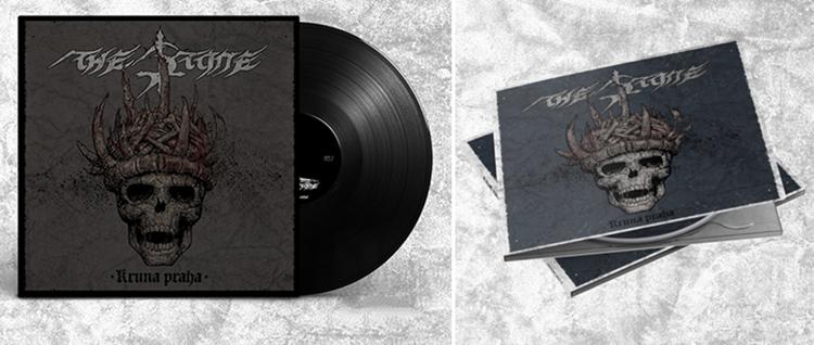 The Stone - Kruna praha EP