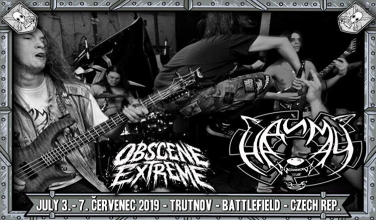 Nadimač Obscene Extreme