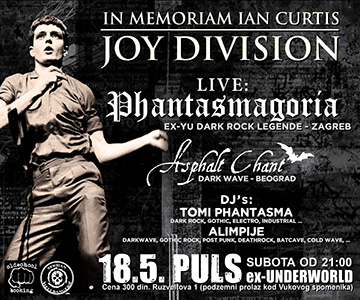Joy Division in memoriam