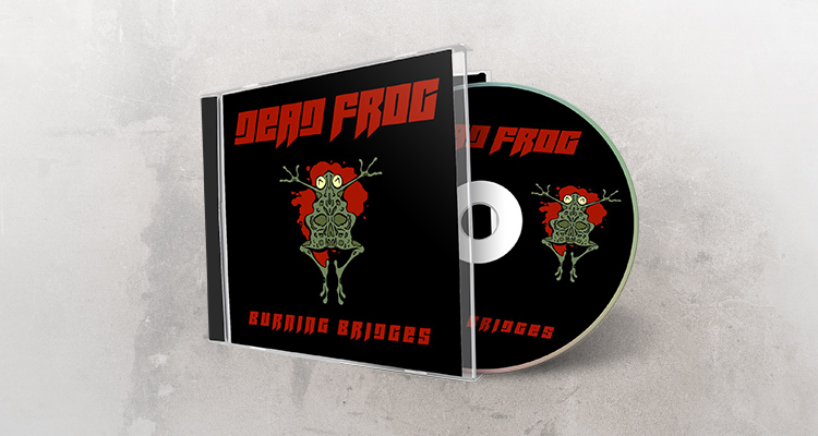 Dead Frog - Burning Bridges