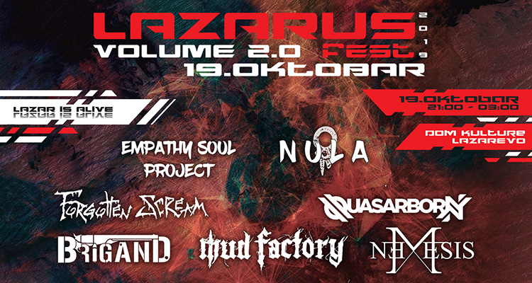 Lazarus Fest 2