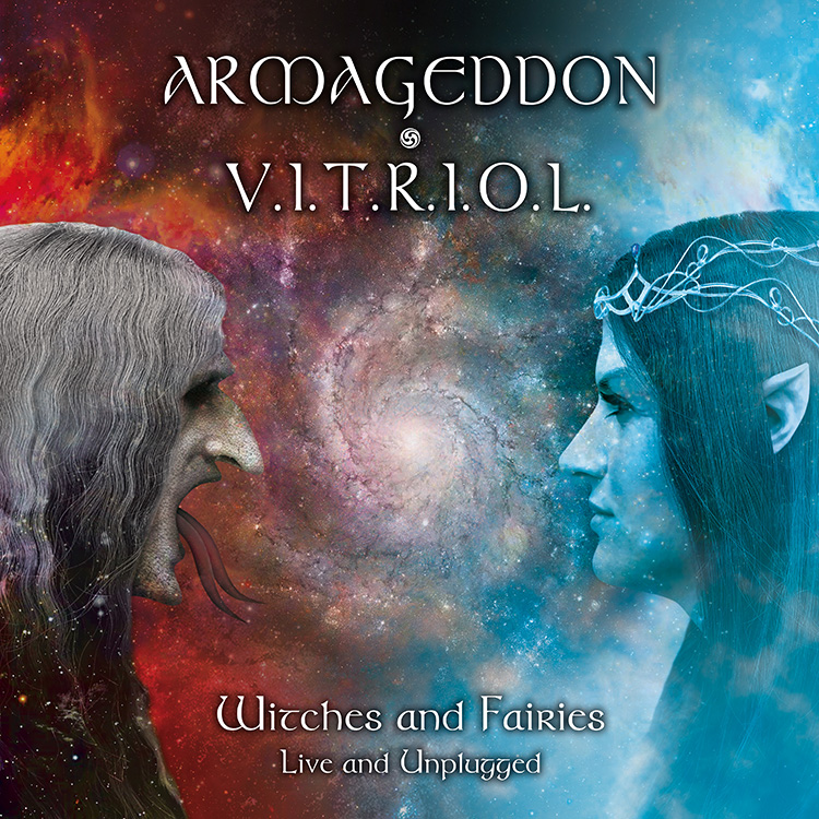 Armageddon & V.I.T.R.I.O.L. - Witches & Fairies
