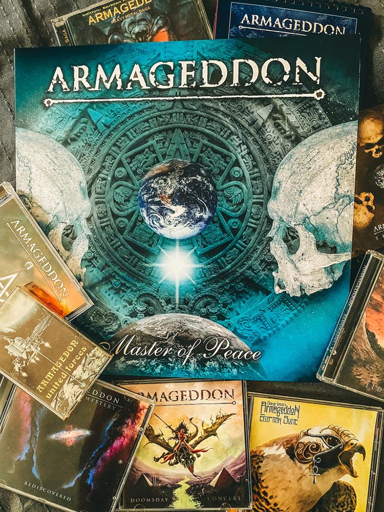 Armageddon kolekcija
