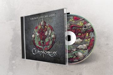 Claymorean - Eulogy for the Gods
