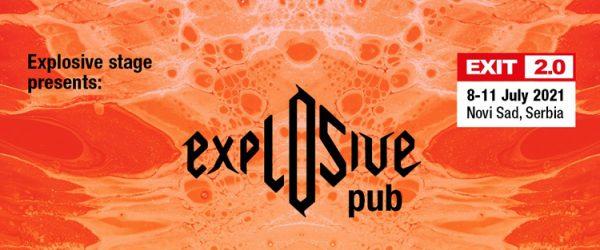 Explosive Pub Exit Festival 2021