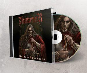 Númenor – Colossal Darkness Reissue