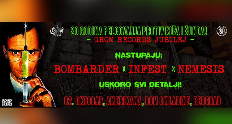 Grom Records 20 godina