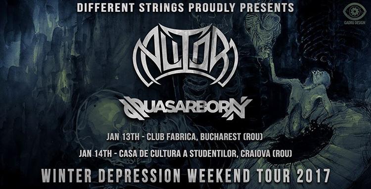 Alitor Quasarborn Tour