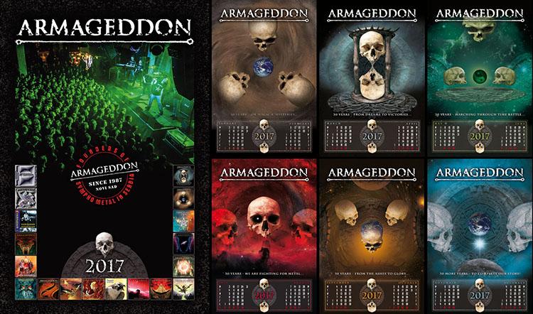 Armageddon kalendar