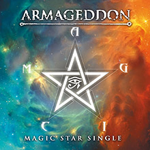 Armageddon - Magic Star (CDS)