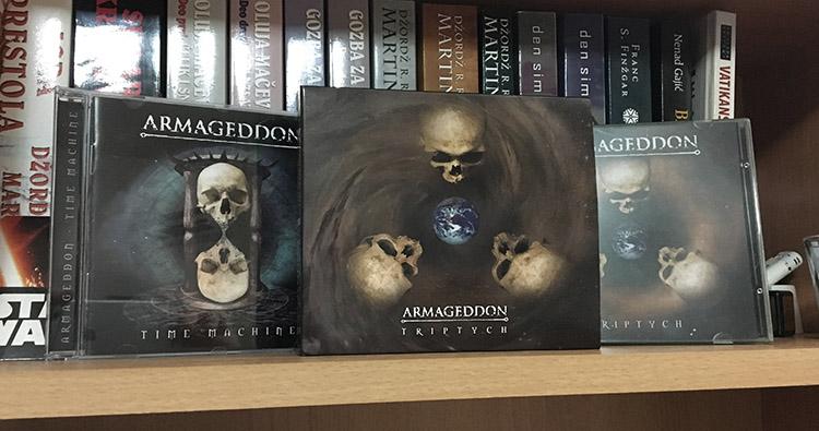 Armageddon - Triptych