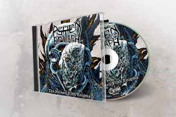 Ashen Epitaph - The Formed Filth Enigma