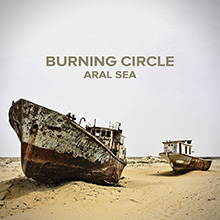 Burning Circle - Aral Sea