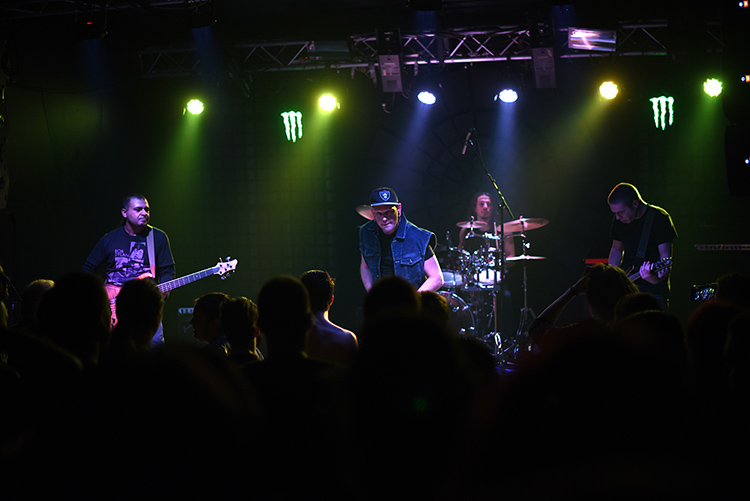 Magma - Belgrade Bleed to Death Fest
