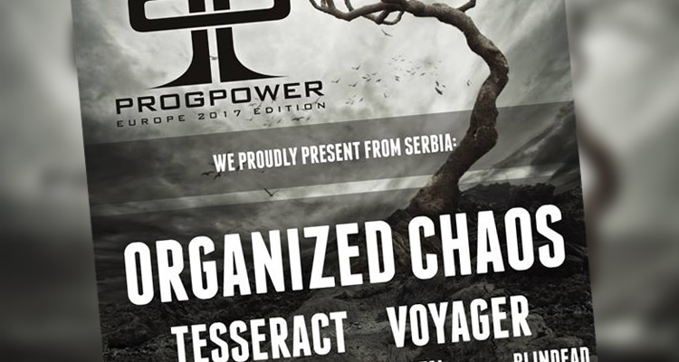 Organized Chaos ProgPower Europe
