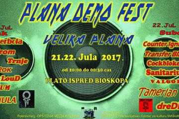 Plana Demo Fest
