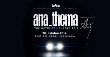 Anathema u Beogradu