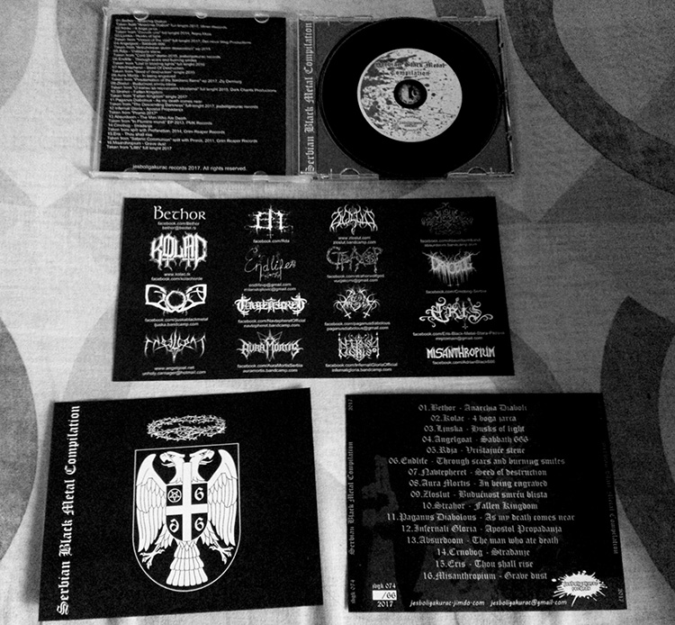 Serbian Black Metal Compilation