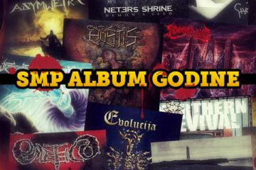 SMP album godine