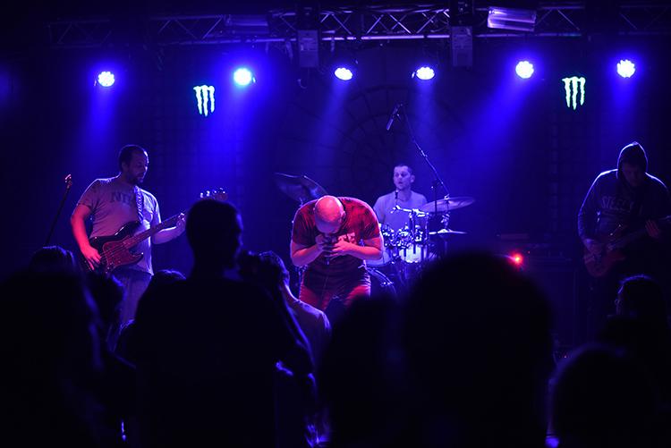 Stvor - Belgrade Bleed to Death Fest