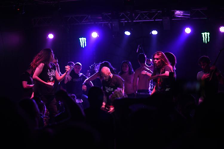 Suffering's the Price - Belgrade Bleed to Death Fest